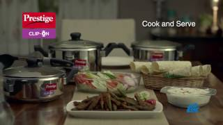 TTK Prestige Clip On ad film by DDB Mudra South & East
