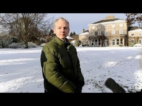 Julian ASSANGE speech at the Ecuadorian Embassy