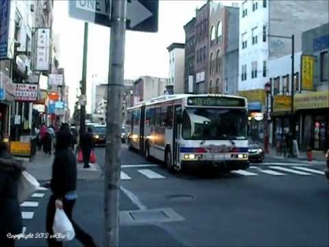 Septa 2000 neoplan an 460 7169 on route 48 12 19 2012 youtube