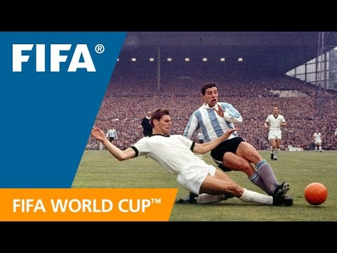 World Cup Highlights: Germany - Argentina, England 1966