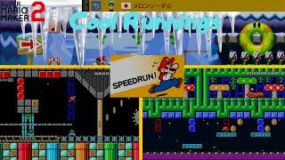 Super Mario Maker 2 - Cool Runnings