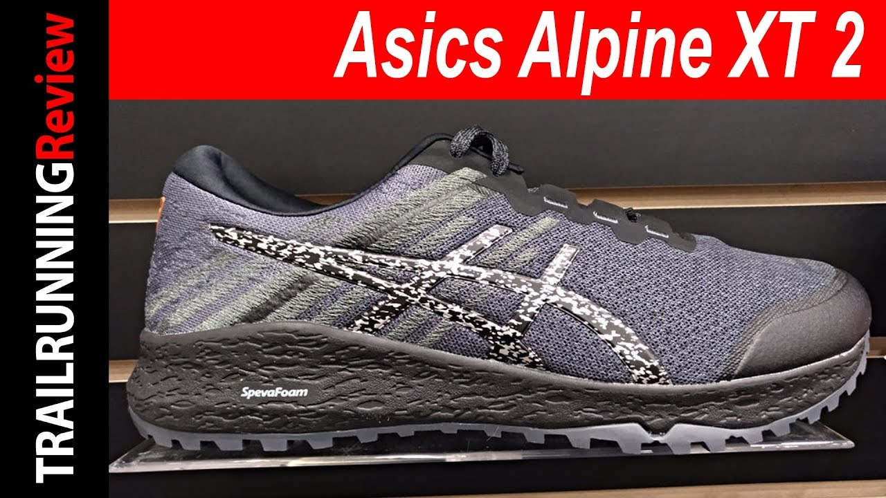 Asics Alpine XT 2 Preview