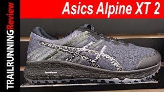 barco intervalo mordedura  Asics Alpine XT 2 Preview - YouTube