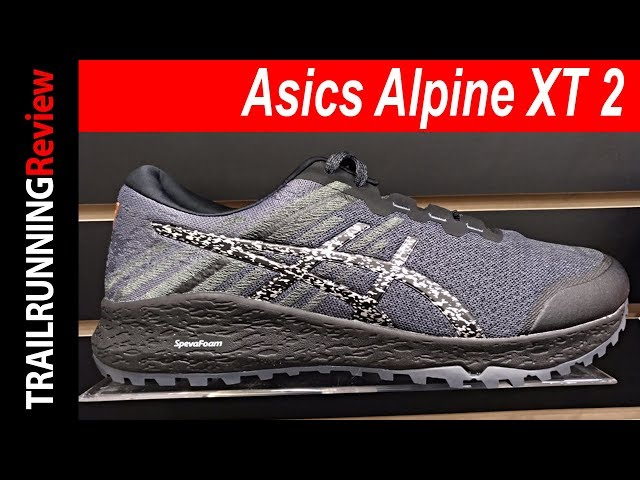 asics alpine xt mujer