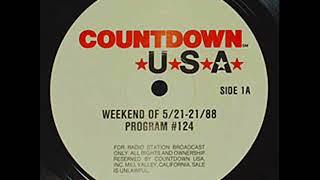 Countdown USA (Top 10 Recap, #1 Song, and Close) [October 01, 1988]