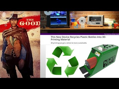 3D Printing - The Good, The Bad and The Ugly