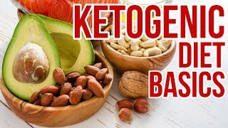The BASICS of the KETOGENIC Diet Explained (MUST Know Info)