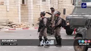 قوات الاحتلال تقتحم حي بطن الهوا في رام الله المحتلة - (30-9-2018)