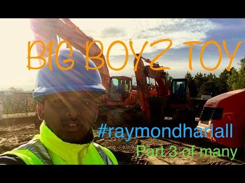 LEARN to OPERATE Like a PRO  with Raymond Harlall (Excavators Part 3- LEVER SEQUENCE )
