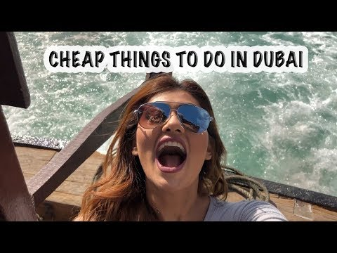 CHEAP THINGS TO DO IN DUBAI | EXPLORING DEIRA MARKET DUBAI | Bosslady Shruti