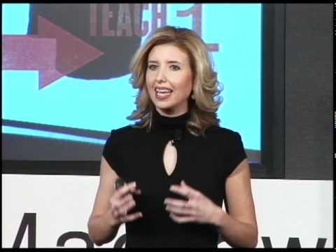 TEDxMadtown - Traci Fenton - WorldBlu, Democratic Workplaces