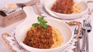 絶品ミートソーススパゲッティ ~Meat Sauce Spaghetti~