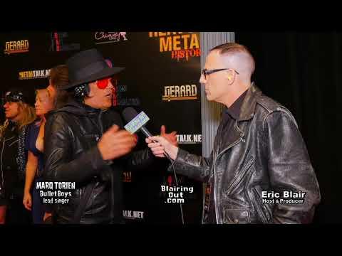 BulletBoys Marq Torien & Eric Blair talk
