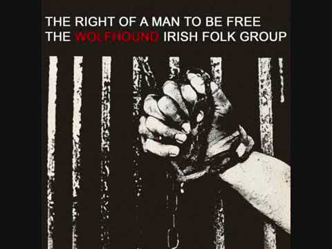 The Wolfhound - The Right Of A Man To Be Free | Full Album | Irish Rebel