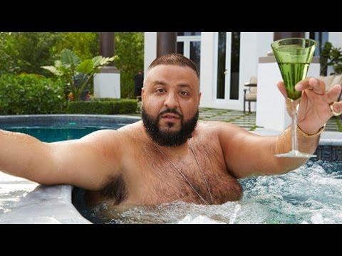 DJ Khaled Enjoying That Justin Bieber Money ''I'm So Grateful''