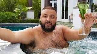 DJ Khaled Enjoying That Justin Bieber Money