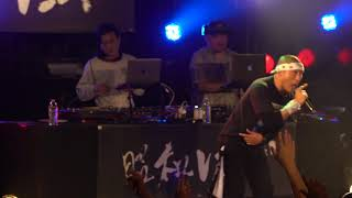 "【Official Live】SHINGO★西成/ラパッ(SHOWA REMIX feat.般若&ZORN) from DVD ""LIVE MAX""  (P)(C)2018 昭和レコード"