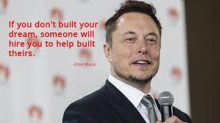 Elon Musk Incredible Speech - Motivational video By Magic Tree