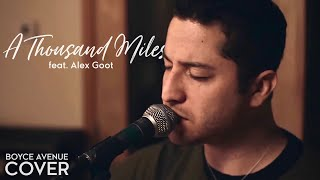 Video A Thousand Miles - Vanessa Carlton (Boyce Avenue feat. Alex Goot acoustic cover) on Spotify & Apple download MP3, 3GP, MP4, WEBM, AVI, FLV Juni 2018