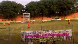 SMK YADIKA BANGIL VS SMKN 1 GRATI 4-0
