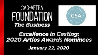 The Business: Excellence in Casting: 2020 Artios Awards Nominees (NY)