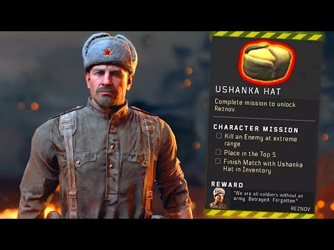 Blackout: How to UNLOCK Reznov! (Extreme Range)