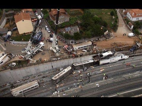 Brutal Train Crashes caught on Tape 2018