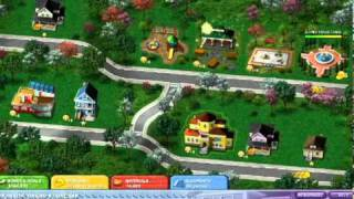 Build-a-Lot 2: Town of the Year Game Trailer | Yummy Games
