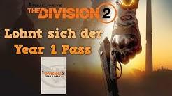 The Division 2 | Lohnt sich der Year 1 Pass??? | Alles zum Jahr 1 Pass