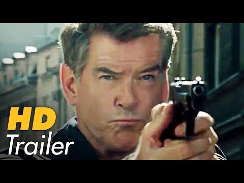THE NOVEMBER MAN Trailer German Deutsch [2015] Pierce Brosnan