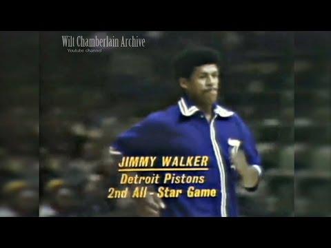 Jimmy Walker 10pts, 2reb, 1a, 1stl (1972 NBA ASG Full Highlights)