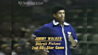 Jimmy Walker (1972 NBA ASG Full Highlights)