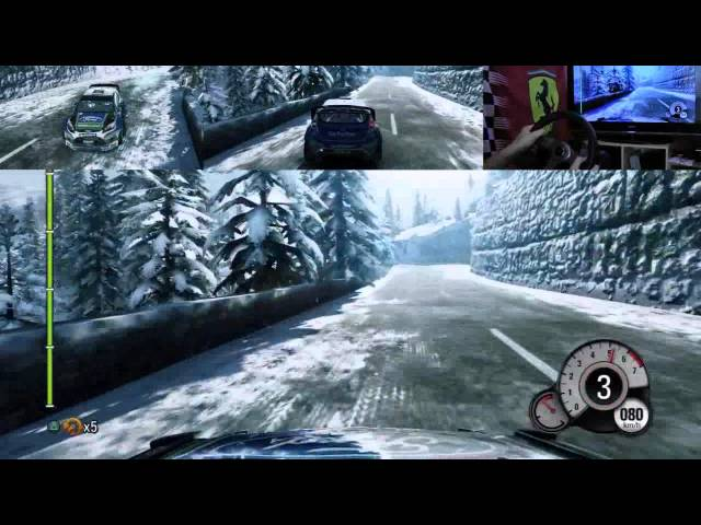 WRC 3 Hands on part 1