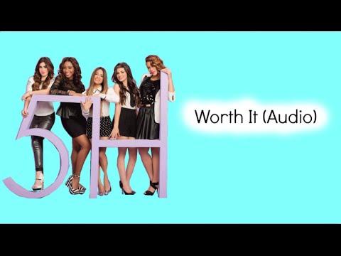 Fifth Harmony   Worth It Audio