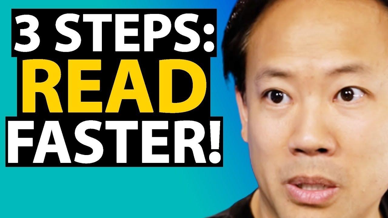 Kwik Brain Episode 12 Three Hacks For Rapid Reading  Youtube