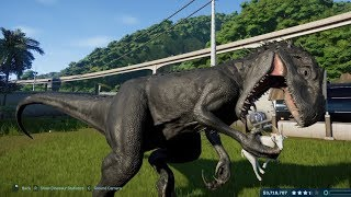 INDOMINUS REX COASTAL PATTERN - 1.4 UPDATE JURASSIC DIFFICULTY