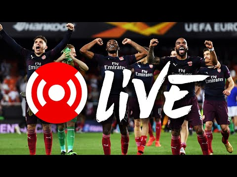 WE'RE IN THE FINAL! | Valencia 2 - 4 Arsenal (agg 3-7) | Arsenal Nation LIVE analysis & reaction