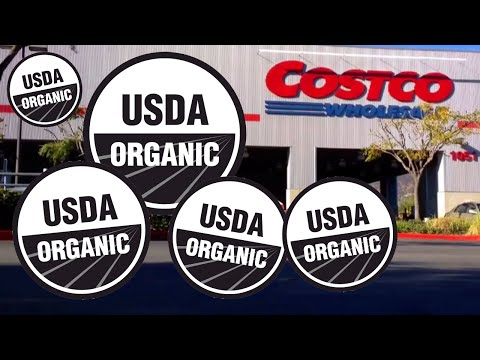 Unbelievable Huge Costco ORGANIC FOOD Selection & Grocery Haul
