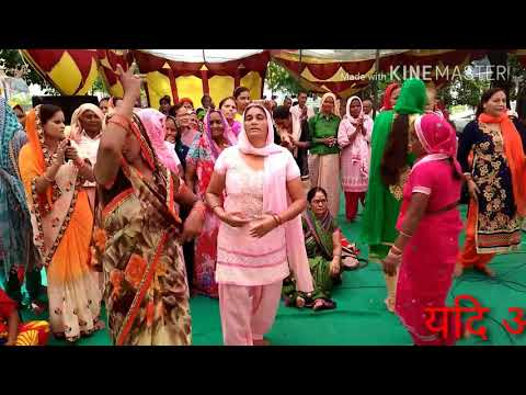 कैला देवी मंदिर खतौली # kela devi mandir khatauli # bhandara khatauli # hindi bhajan # hot dance2017