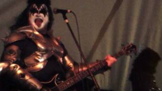 """KINGS OF THE NIGHTTIME WORLD"" Kiss Tribute Band - Christine 16."