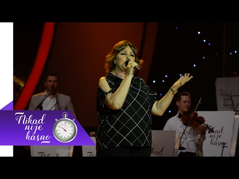 Ana Bekuta - Bekrija, Veseljak - (live) - Nikad nije kasno - EM 19 - 05.02.17.