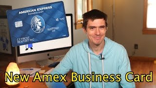 "NEW Amex Blue Business Cash Card: Allows ""Spend Above Limit"""