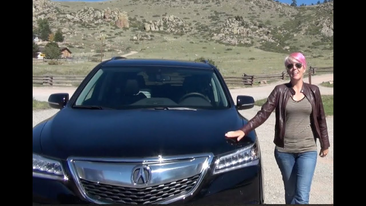 Acura MDX MPH Tag Team Drive And Review YouTube - Acura mdx review 2014