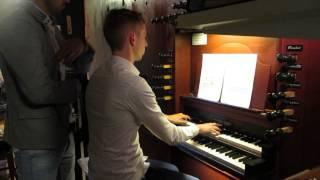 A. Mailly - Allegro con brio - Orgelconcert Enter - Gert van Hoef