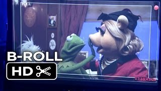 Muppets Most Wanted Complete B-ROLL (2014) - Muppets Movie Sequel HD