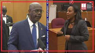Willis beats her former boss, incumbent Howard in Fulton DA runoff race