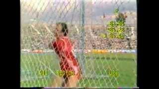 Weltrekord Hammerwurf Männer