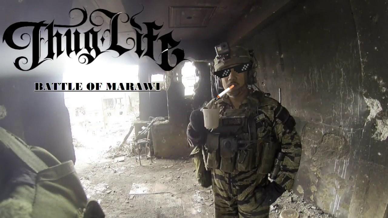 Marawi Badass Soldier