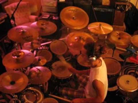 Incubus- Black Heart Inertia (Drum Cover) 7_28_09