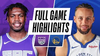 Game Recap: Warriors 117, Kings 113